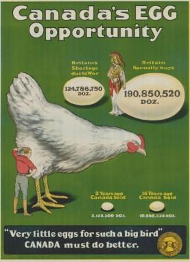 chickeneggposter1918