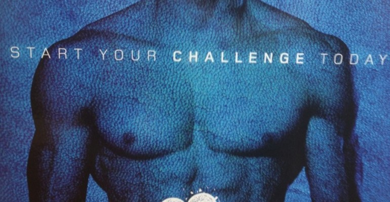 Sean Lerwill in Maximuscle's 30 Day Cyclone Challenge