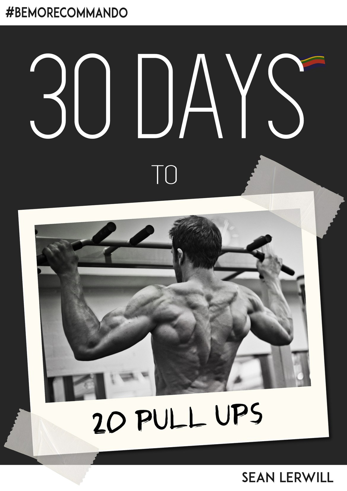 30 Days to 20 Pull-ups
