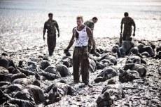 Sean Lerwill Royal Marines PTI