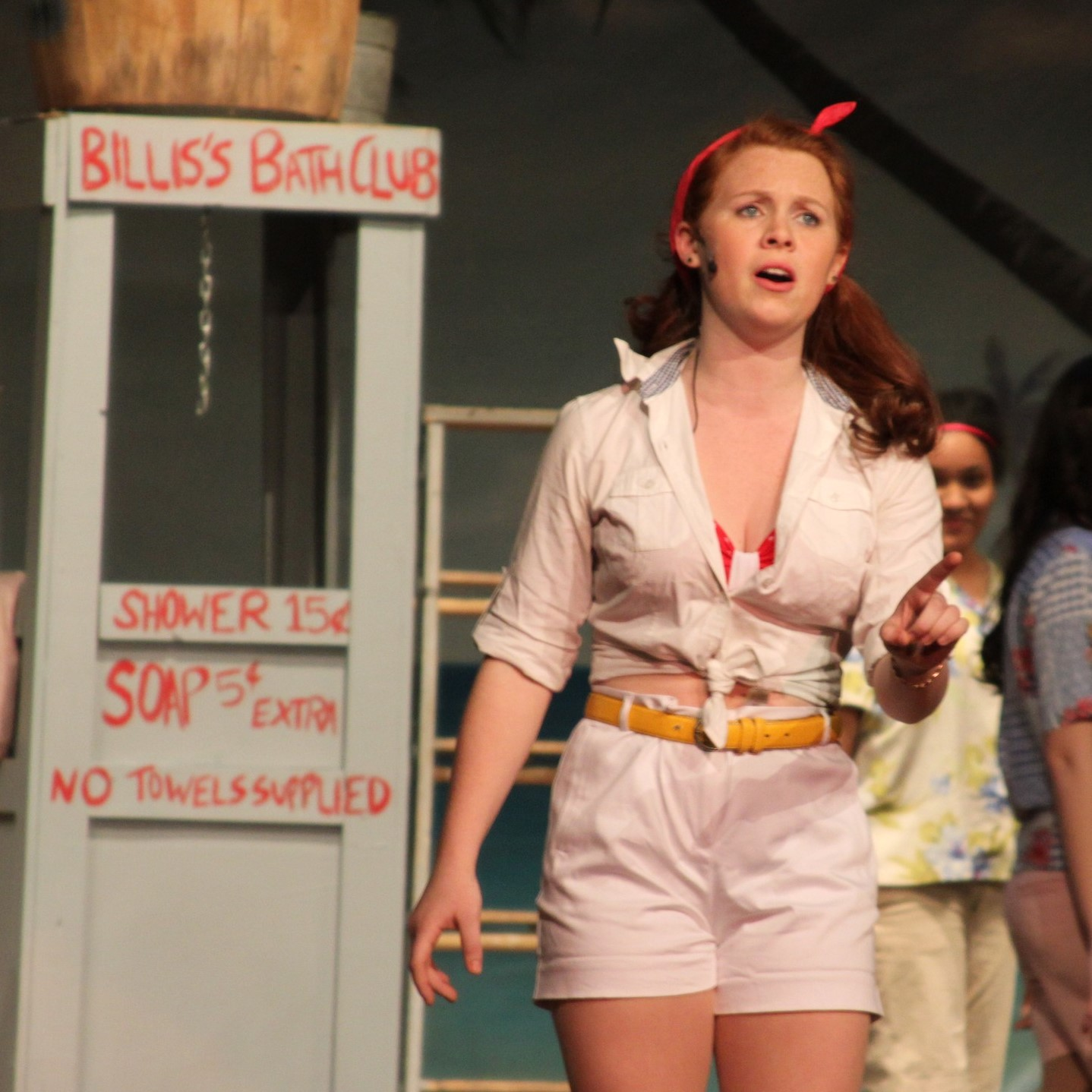 South Pacific!