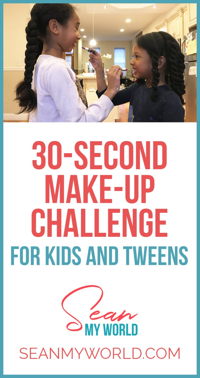 Ever tried the 30 second makeup challenge? In this video, my sister Ella and I have only 30 seconds to put makeup on each other!