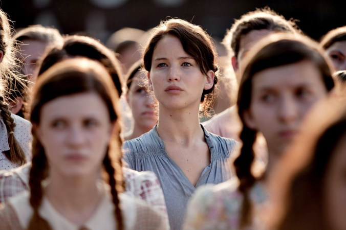 "Katniss the ""Dude"""