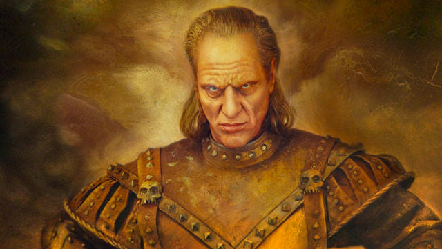 """I, Vigo, the scourge of Carpathia, the sorrow of Moldavia, command you."""