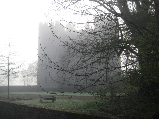 A photo I took of Bunratty Castle in County Clare, Ireland, on March 16, 2011