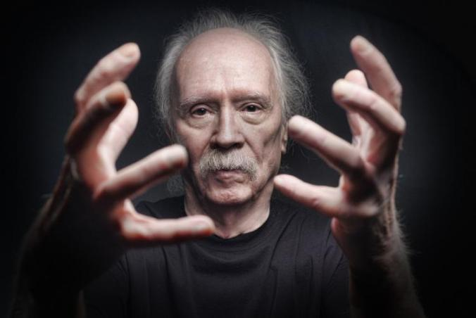 Filmmaker and composer John Carpenter