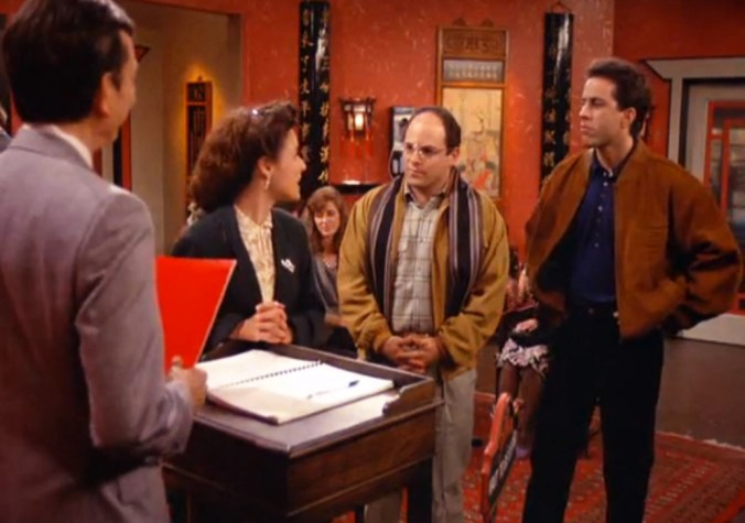 """Seinfeld"" pioneered the postnarrative ""show about nothing"" approach to television"