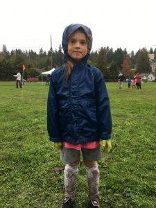 Nora Soccer Mud!