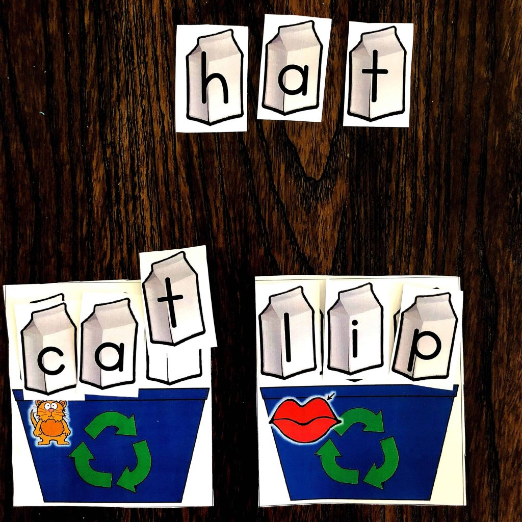 Cvc Earth Day Activity