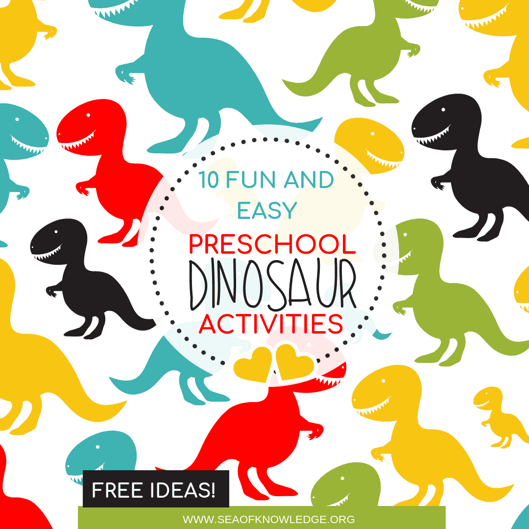 10 Fun Dinosaur Activities For Kids