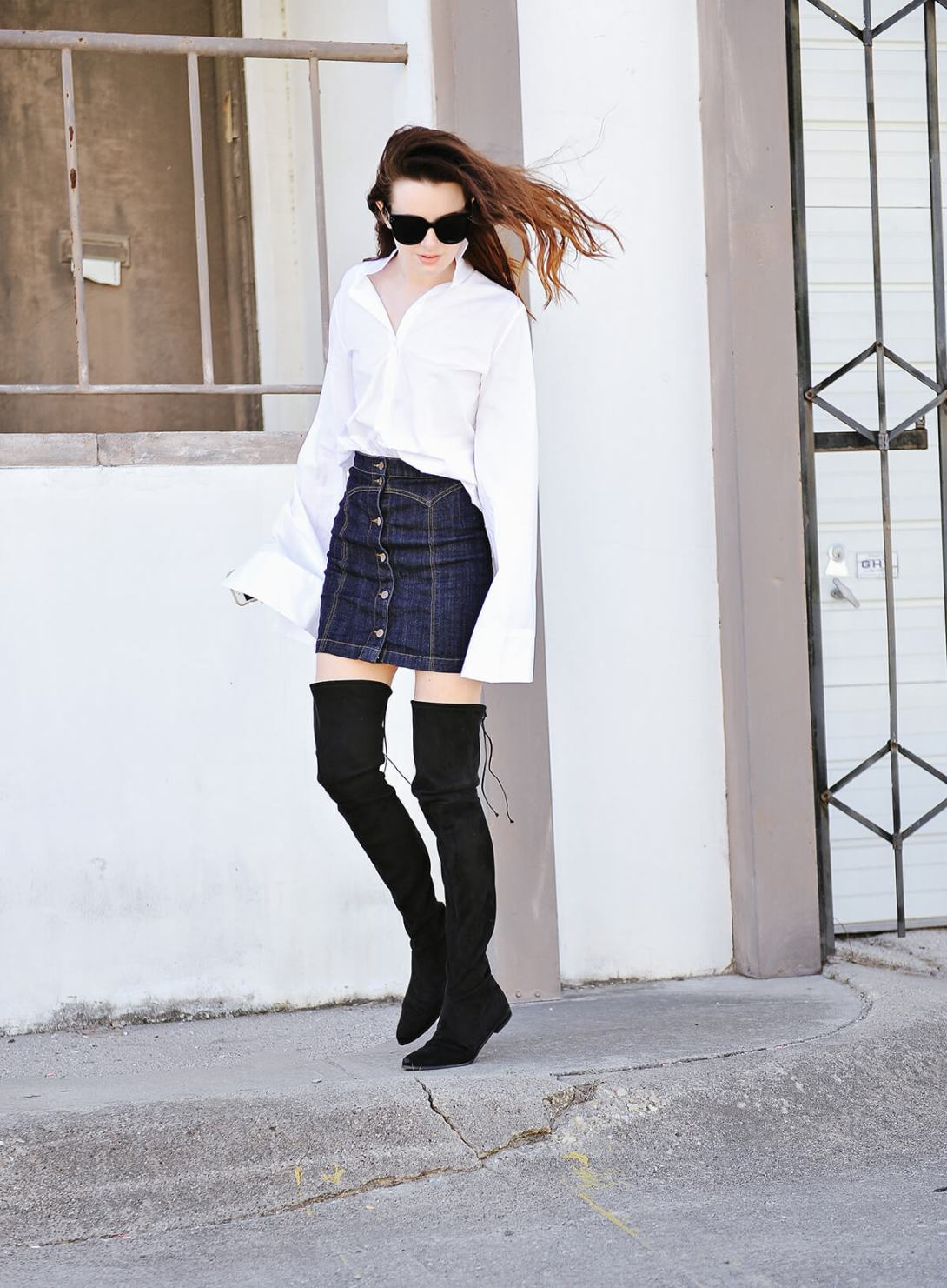 over the knee at seaofshoes.com