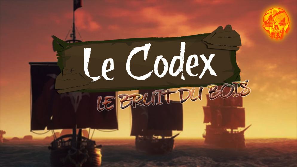 LE CODEX : LE BRUIT DU BOIS