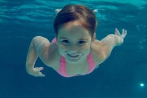 Roseville swim lesson