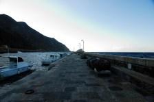 Il Porto secondario dell'Isola di Marettimo