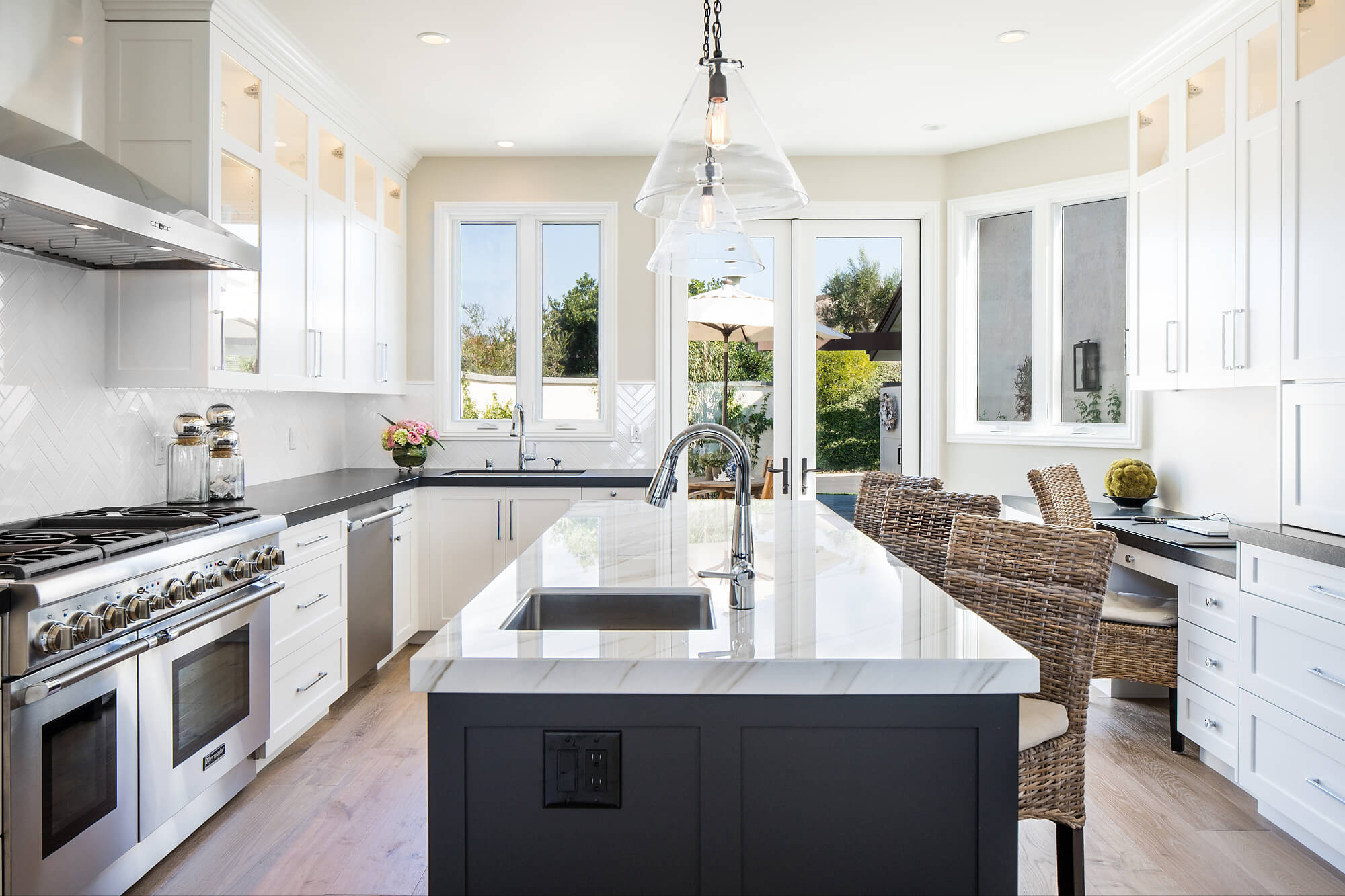 how much will my kitchen remodel cost?   sea pointe construction