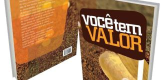 Você tem valor: livro do pastor Paulo Pontes
