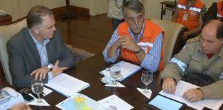 O governador Renato Casagrande afirmou que a prioridade é preservar vidas.