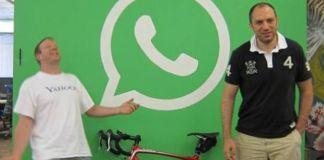 Brian Acton, Criador do WhatsApp foi dispensado pelo Facebook e pelo Twitter em 2009