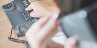 Telefone fixo perde espaço para celular
