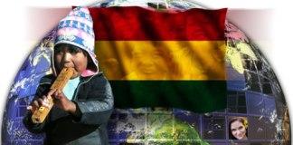 Em campo com Cristo pela Bolívia