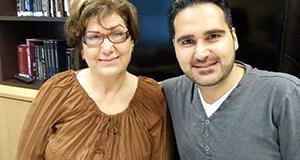 Família Hosevpian vem ao Brasil pela primeira vez
