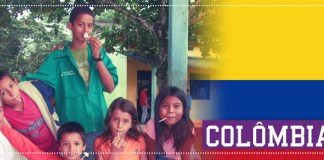 Colômbia: ore enquanto eles jogam - Copa do mundo 2014