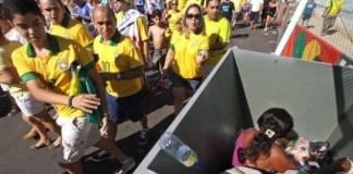 Imagem de contraste social no Brasil causa novo debate no exterior