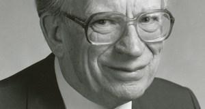 Teólogo Stanley Monroe Horton parte para a Eternidade