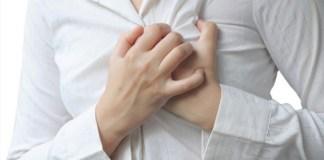 Sintomas do infarto são diferentes nas mulheres