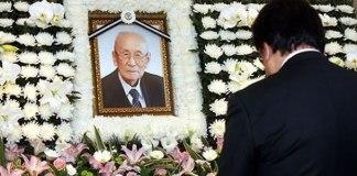Pastor mais velho da Coréia do Sul morre aos 103 anos