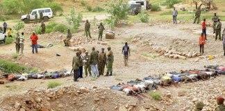 Cruz Vermelha teme balanço de mais de 30 mortos em ataque no Quênia