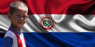 Criança é usada para salvar a mãe no Paraguai