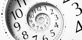 A que horas estamos?