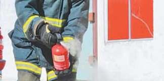 Especialistas afirmam que extintor só é eficaz com treinamento