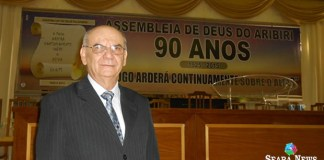 Assembleia de Deus no Aribiri comemora 90 anos de história