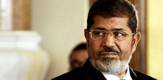 Confirmada sentença de morte do ex-presidente Mohamed Morsi