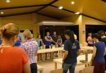 Tour of Hope: Voluntários estão em campo nas Filipinas
