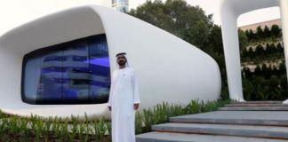 Dubai inaugura primeiro prédio funcional feito por impressora 3D