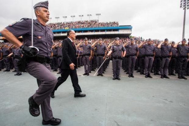 Polícia Militar de São Paulo ganha reforço de 2.811 soldados
