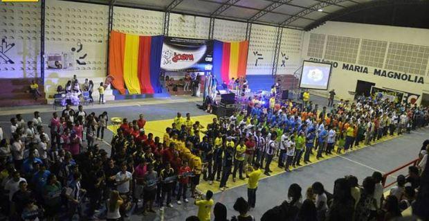 Jogos Evangélicos reúnem 700 atletas de 60 igrejas