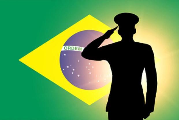 No DIA DO SOLDADO, minha homenagem a um soldado.