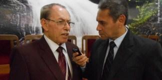 Entrevista: Pastor Cesino Bernardino em sua última visita ao Espírito Santo