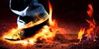 Modismo: Reteté e Sapatinho de Fogo