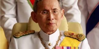 Morre Bhumibol, rei da Tailândia, aos 88 anos