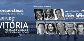 Curso Perspectivas Brasil - Turna Vitória/ES - 2017