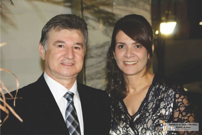 Entrevista do Pr. Wellington Junior à Revista Seara News
