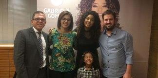 Gabriela Gomes é a nova contratada da Universal Music Christian Group