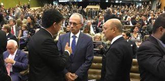 Governador do ES participou da sessão especial do Senado em homenagem à Igreja Cristã Maranata