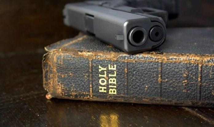 Direito bíblico de Legítima Defesa