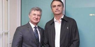CGADB declara apoio à Jair Bolsonaro